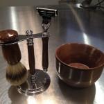 Complete Shaving Set